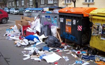 Miera recyklácie na Slovensku stúpla za 4 roky o 26 %
