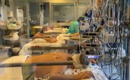 Miestami vyzerajú nemocnice v Taliansku ako počas vojnového stavu. Lombardia je na tom najhoršie, nemajú už miesto