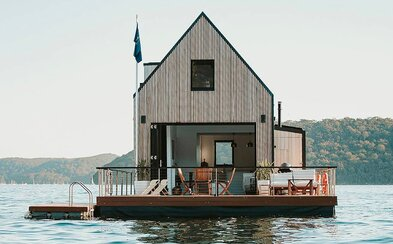 Toužíš po izolaci od okolního světa? Pronajmi si plovoucí vilu na pobřeží Austrálie