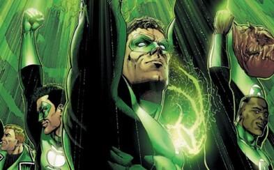 Miesto sólovky dostaneme tímovku Green Lantern Corps s viacerými hrdinami