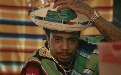 Migos měli Taco Tuesday! Nasadili sombrera a uvařili si oběd v rytmu rumba koulí
