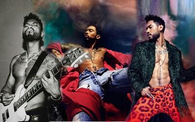 Miguel, lámač ženských sŕdc a zároveň najštýlovejší R&B spevák na scéne