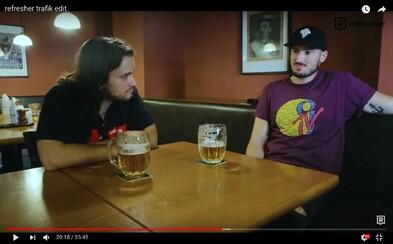 Mike Trafik: Hugo Toxxxovi nic nedlužím (Rozhovor)