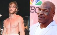 Mike Tyson bude údajně zápasit s Loganem Paulem. Kdy se můžeme dočkat jejich zápasu?