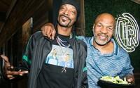 Mike Tyson minie každý mesiac na marihuanu 40-tisíc dolárov