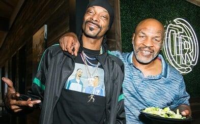 Mike Tyson utratí každý měsíc na marihuanu 40 tisíc dolarů