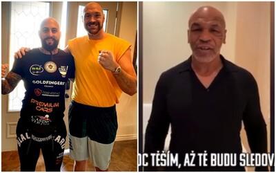 Mike Tyson posílá vzkaz českému MMA šampionovi: Těší se na jeho boj o 22 milionů korun