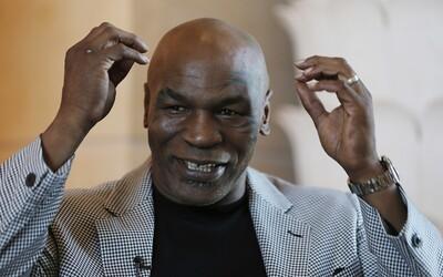 Mike Tyson skončil s veganstvím. Borůvky jsou jako jed, jím pouze losa a bizona, říká
