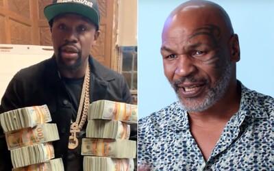 Mike Tyson verí, že by Floydovi Mayweatherovi nakopal v pouličnej bitke zadok