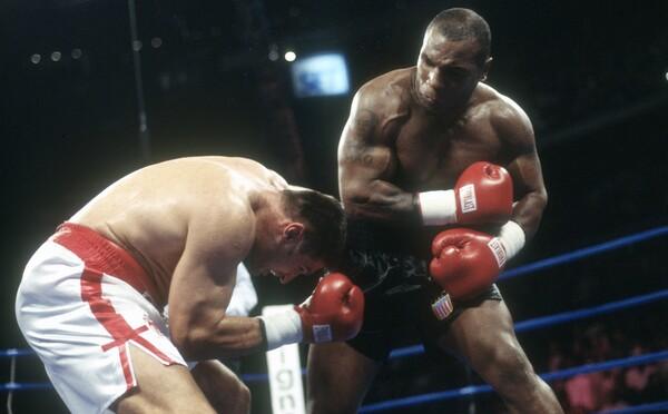 Mikea Tysona bych knockoutoval, řekl šampion Deontay Wilder. Boxerská legenda mu nyní odpověděla