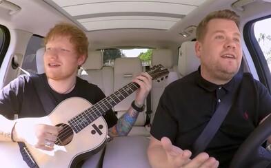Miláčik žien Ed Sheeran raz udrel Justina Biebera po hlave golfovou palicou. V novom Carpool Karaoke prezradil množstvo zaujímavostí zo súkromia
