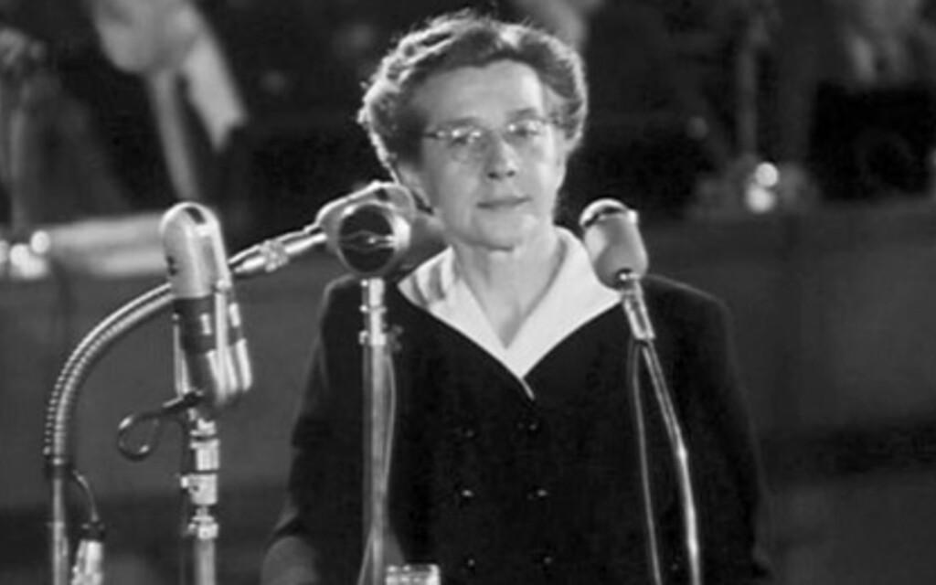Miladu Horákovou mučilo gestapo, prošla si Terezínem a její statečnost jí nesebrala ani StB