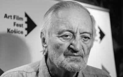 Milan Lasica zemřel ve věku 81 let