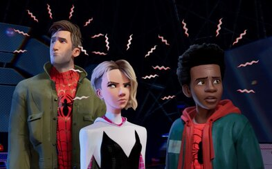 Miles Morales se musí od Petera Parkera naučit, jak být tím správným Spider-Manem