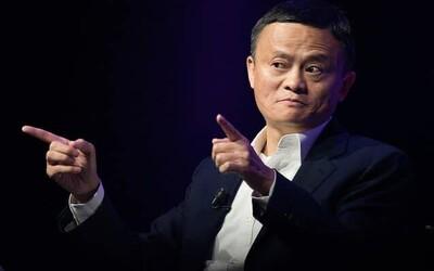Miliardář a zakladatel Alibaby Jack Ma údajně zmizel po kritice čínského systému