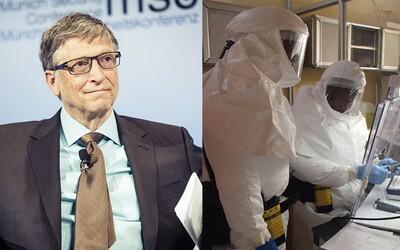 Miliardár Bill Gates má pre svet desivú predpoveď na najbližšie roky. Svetová populácia by mohla výrazne doplatiť na infekčné choroby