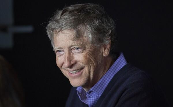 Miliardář Bill Gates o koronaviru: Úmrtnost je závažnější než typická sezónní chřipka