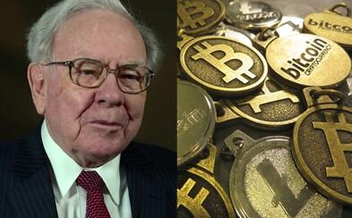 Miliardár Warren Buffett tvrdí, že Bitcoin skončí katastrofou. Žiadnym kryptomenám nedôveruje a ani nikdy dôverovať nebude