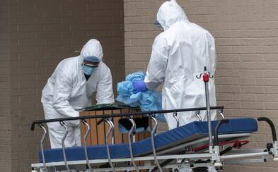 Milion lidí na světě má potvrzen koronavirus. Nejhůře jsou na tom USA