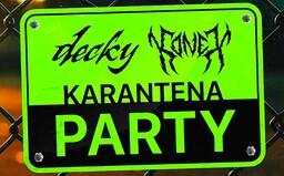 Milion Plus vydává Karantena Party EP. Hostují na něm Yzomandias, Nik Tendo, Viktor Sheen, Karlo a Hasan