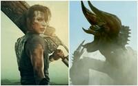 Milla Jovovich loví příšery v prvních záběrech pro Monster Hunter. Dočkáme se katastrofálních CGI a počítačových efektů?