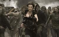 Milla Jovovich si konečne dala námahu vyzerať v traileri pre posledný Resident Evil dobre. Dočkáme sa zábavného béčka?