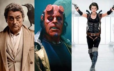 Milla Jovovich si v reštarte Hellboya zahrá záporáčku, silnú čarodejnicu. Profesora Bruttenholma si zase zahrá Ian McShane