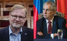 """Miloš Zeman vzkázal z nemocnice, že se sejde s Petrem Fialou. Schůzka proběhne """"v pozdějším termínu"""""""