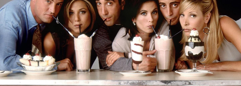 Milovaný seriál Priatelia by bez smiechu v pozadí občas vyzeral ako psychopatický horor. Ross by v kazajke skončil ako prvý