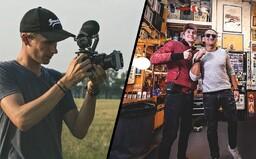 Miluje filmárčinu a stihol už navštíviť aj štúdio Caseyho Neistata. Bača chce na YouTube najmä vzdelávať