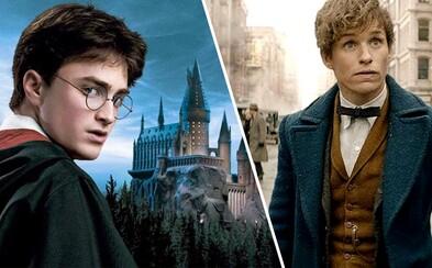 Miluješ Harryho Pottera aj Fantastické zvery a myslíš si, že filmy z tohto magického sveta dokonale ovládaš? (Kvíz)