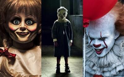 Miluješ horory a dokážeš rozpoznať nadprirodzené bytosti, duchov či príšery na základe mrazivých scén z filmov? (Kvíz)