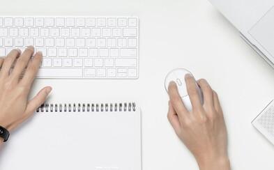 Miluješ produkty od Xiaomi? Táto nádherná a lacná myška z hliníku potom nesmie ujsť tvojej pozornosti