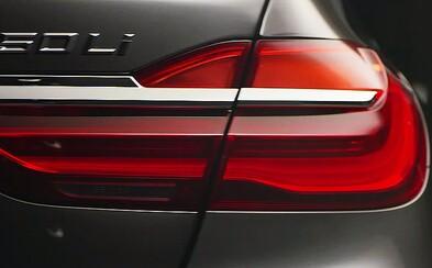 Mimoriadne očakávané nové BMW radu 7 sa pomaly odhaľuje. Premiéra sa odohrá 10. júna