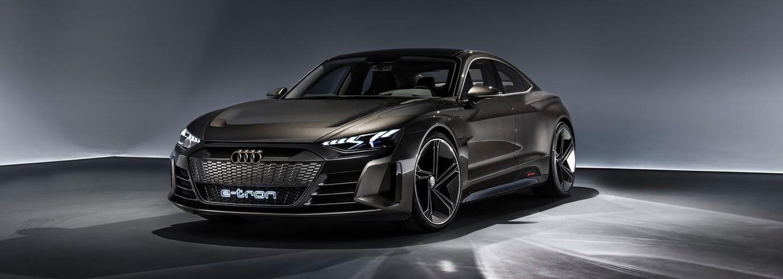 Mimořádně přitažlivý elektromobil od Audi vyráží dech. Na pozoru se má i Tesla