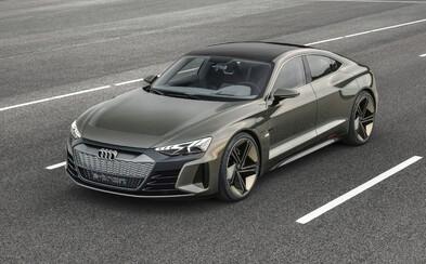 Mimoriadne príťažlivý elektromobil od Audi vyráža dych. Na pozore sa má aj Tesla