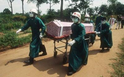 Mimoriadne smrteľný vírus marburg prvýkrát zabíjal v západnej Afrike. Medzi príznaky patrí aj krvácanie z rôznych otvorov