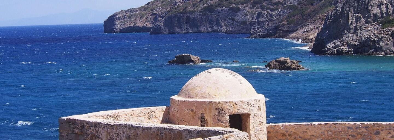 Mimozemský červený svet či Kréta? Grécky ostrov zasiahol piesok z africkej Sahary a miestni obyvatelia museli žiť pod oranžovou pokrývkou