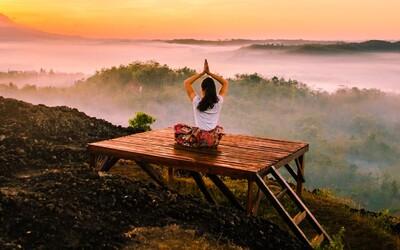 Mindfulness pomáha pri sústredení aj strese. Vyskúšaj si prekvapivo jednoduché cvičenie budhistických mníchov