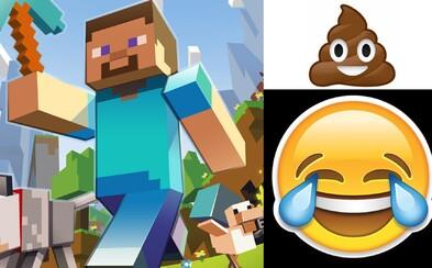 Minecraft dostane vlastný celovečerák, do kín pôjdeme aj na film o emotikonoch z Facebooku
