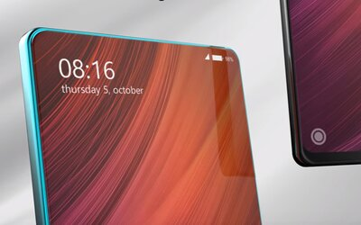 Minimalistický dizajn bez rámikov alebo ozrutná batéria. Xiaomi Mi MIX 2 bude zviera z každého uhľa pohľadu