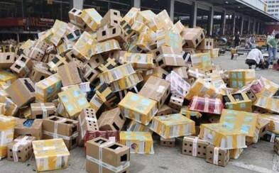 Minimálně 5 tisíc zvířat zahynulo při nedovoleném převozu, našli je v čínském skladu. Mnohá se při převozu zadusila