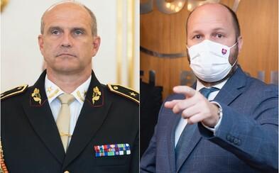 Minister Naď ponúka odmenu za informácie, ako sa zdravotný záznam Milana Lučanského dostal do médií