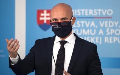 Minister školstva Gröhling: Dochádzka je povinná. Začiatok semestra na vysokých školách však chceme posunúť