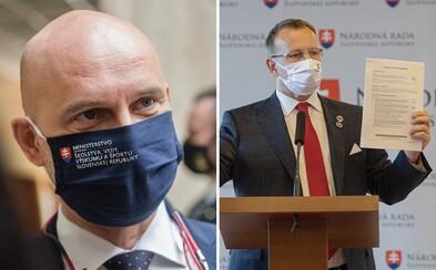 Minister školstva Gröhling: Spätné odoberanie titulov, ako to chce Matovič, je nereálne