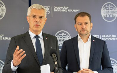 Minister zahraničných vecí Ivan Korčok podal demisiu písomne, oznamuje ju cez Facebook