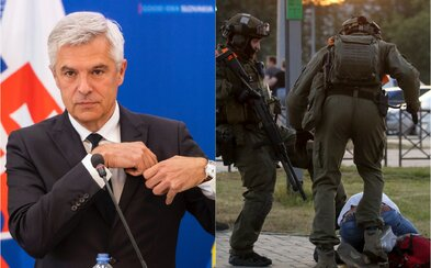 Minister zahraničných vecí Korčok: To, čo sa deje v Bielorusku, je absolútne neakceptovateľné