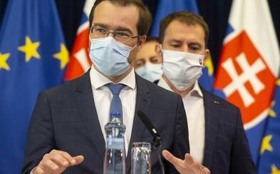 Minister zdravotníctva Krajčí pripúšťa uvoľnenie opatrení, premiér Matovič opäť vracia úder