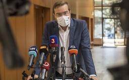 Minister zdravotníctva Krajčí: rastie počet nakazených seniorov, svadby a oslavy spôsobili 17 ohnísk koronavírusu