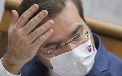 Minister zdravotníctva Krajčí: To, kedy sa uvoľnia opatrenia, už nie je v nedohľadne